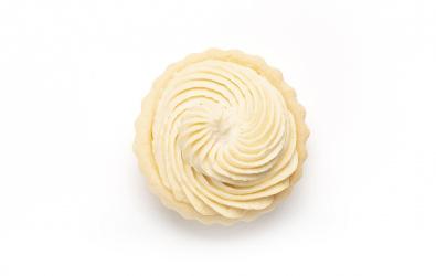 Tartaletky s broskyňovým krémom