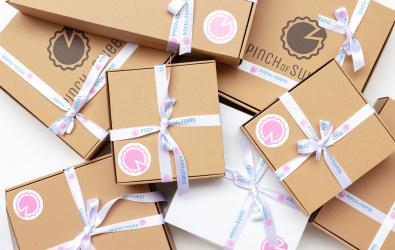 Darčekové balenie a odkaz