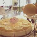 LOW CARB (Dia) Citrónový cheesecake s citrónovým krémom