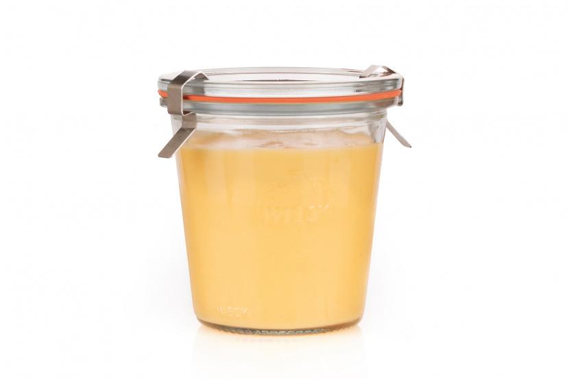 Lemon curd - domáci citrónový krém