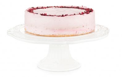Vanilkovo-ovocná torta