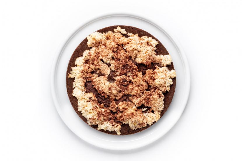 Bounty-brownie (s kokosovou plnkou)