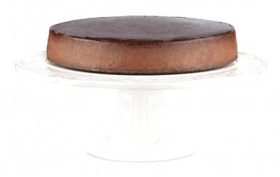 Čokoládovo-kávový cheesecake