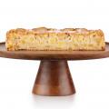 Francúzsky jablkový koláč - 12-14 porcií