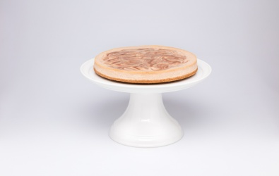 Škoricový cheesecake - BEZ LAKTÓZY