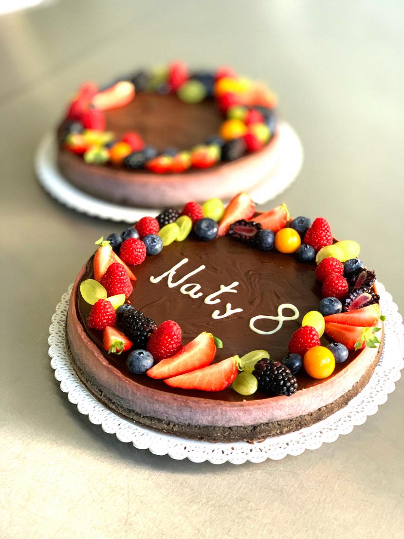 Nápis na tortu
