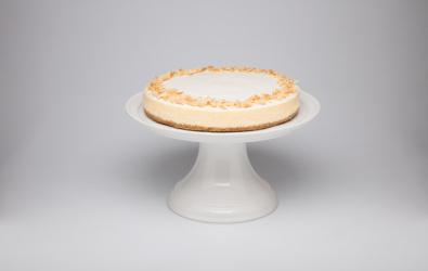 Kokosový cheesecake s kokosovým krémom